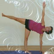 Jessica kieffer yoga iyengar